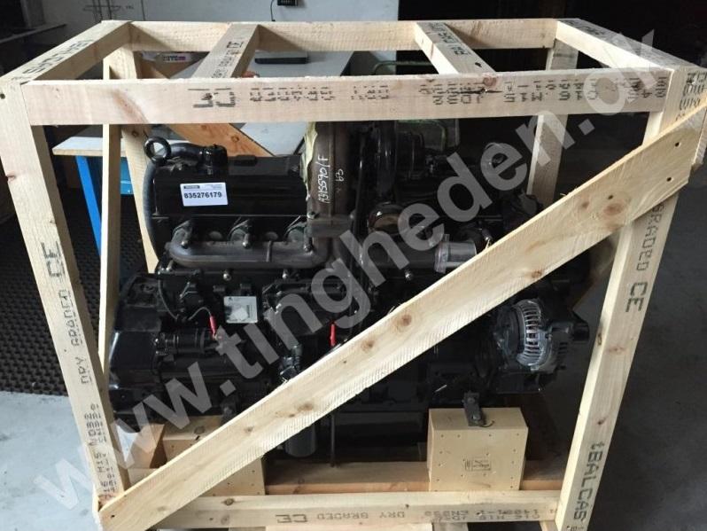 SisuDiesel 84 CTA-4V SCR Tier3