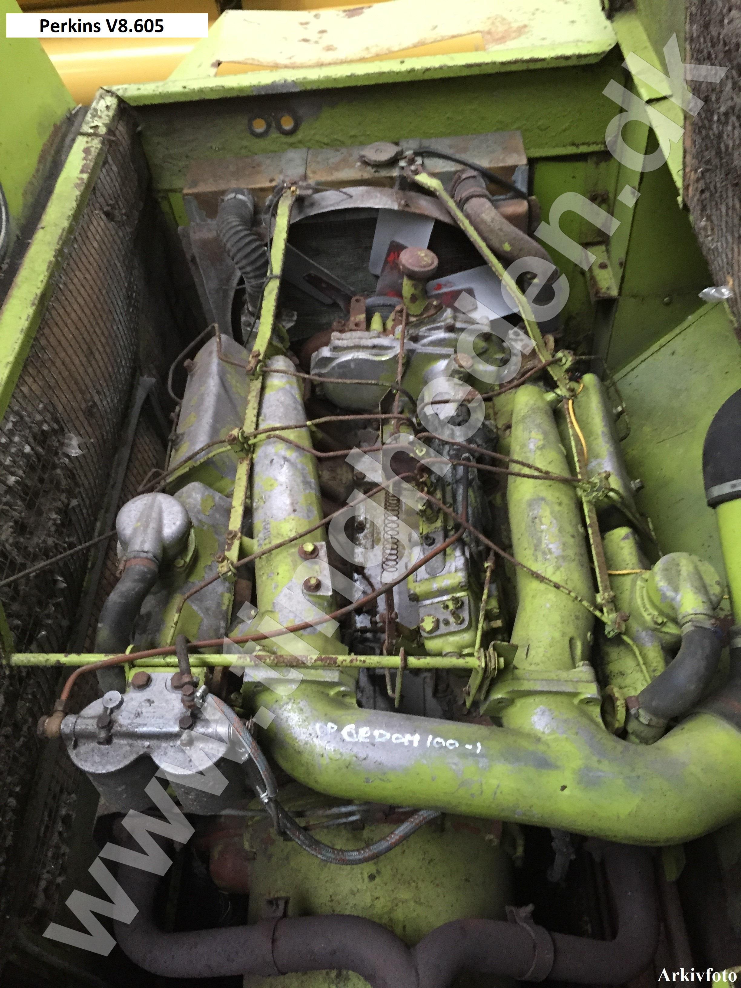 Perkins V8.605